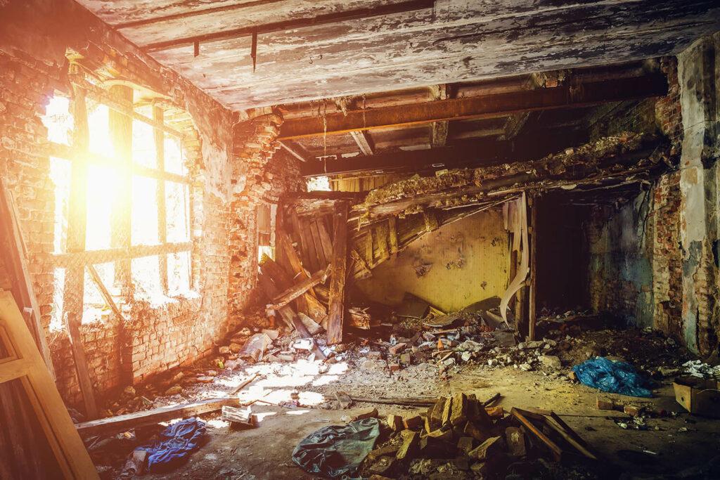 disaster damage